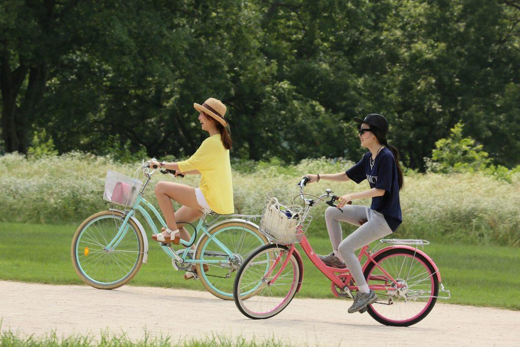 vélo et douleurs musculaires